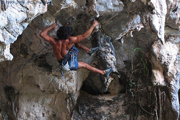 Rockclimbing as a fitness and way of life